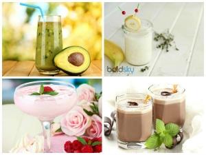 Five Healthy Milkshakes Breakfast