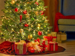 Significance Decorating Christmas Tree With Ornaments