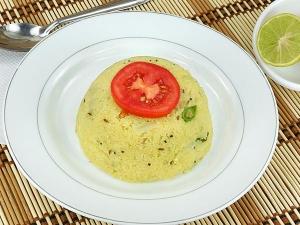 Rava Pongal Healthy Alternative