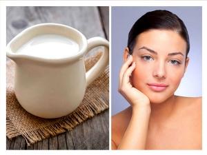 How Use Milk As Moisturiser