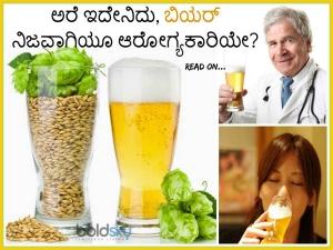 Top Health Benefits Beer