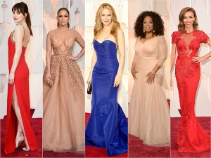 Oscars 2015 Best Dressed Celebs On The Red Carpet