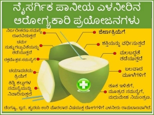 Benefits Coconut Water Skin Hair Health