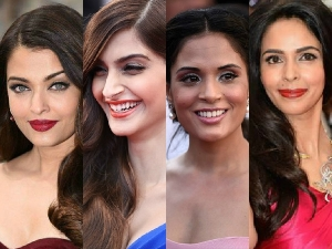 Cannes 2015 Indian Makeup On The Red Carpet