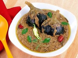 Brinjal Chutney Recipe Expecially Dosa Chapathi
