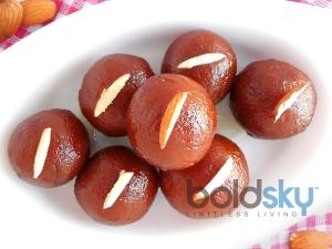 Ramazan Sweet Easy Paneer Gulab Jamun
