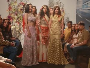 Akshara Haasan Turns Bride Rina Dhaka