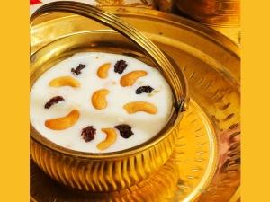 Onam Special Delicious Ada Payasam
