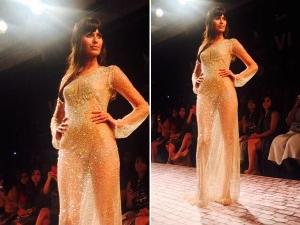Lakme Fashion Week Winter Festive 2015 Monisha Jaising Riv