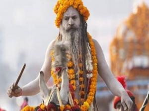 Bizarre Styles Sadhus Participating Kumbh Mela This Year Wil
