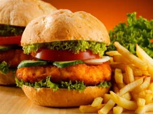 Tasty Cheese Chicken Burger Recipe