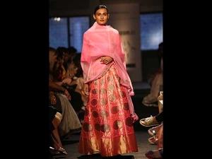 Act 1 Scene 1 Sanjay Garg Amazon India Fashion Week 2015