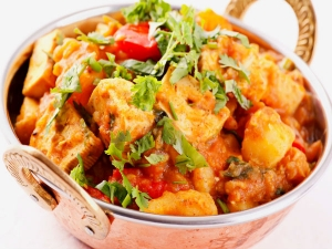 Pumpkin Curry Navratri Vrat