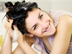 Baking Soda Shampoo Shiny Strong Hair