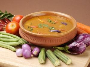 Mouthwatering Variety Styles Sambar Recipe