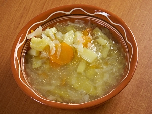 Benefits Cabbage Soup