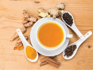 Turmeric Ginger Tea A Healthier Body