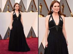 Gorgeous Oscars Red Carpet Outfits One Go