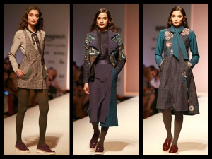Amazon India Fashion Week 2016 First Day Designer Collectio