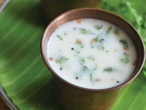 Health Benefits Drinking Buttermilk Summer