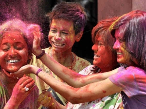 Holi Interesting Story Behind The Festival Colours