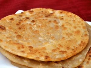 Fastest Way Make Aloo Parathas