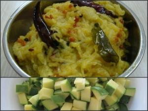 Tasty Tangy Mango Pachadi Recipe