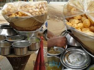 Avoid Eating Pani Puri When It Rains