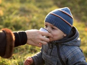 Is It Okay If Your Toddler Drinks Tea
