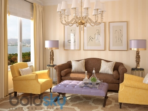 Fresh Color Trends Your Living Room