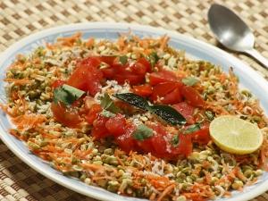 Simple Yet Tasty Masala Moong Dal Recipe