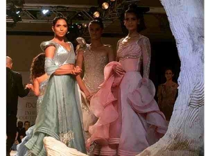 Gaurav Gupta Presents The Dazzling New Age Bride India Cout