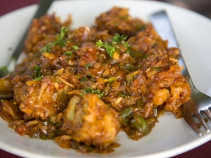Quick Easy Aloo Manchurian Recipe