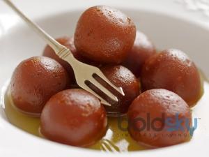 Easy Homemade Gulab Jamun Recipe Ganesh Chaturthi