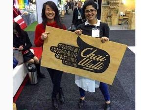 Indian Origin Chai Walli Is Australias Businesswoman The Yea