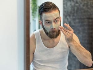 This Lemon Face Mask Men Will Keep Dirt Off Face Fresh