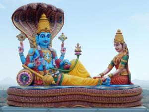 Why Does Lord Vishnu Sleep On Serpent Bed