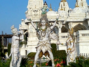 The Various Forms Lord Shiva