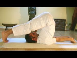 Yoga Asanas Relieve Knee Pain