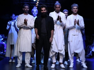 Lakme Fashion Week Summer Resort Antar Agni Collection