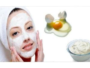 How Use Egg White Firmer Skin