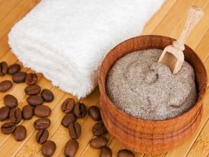 Diy Coffee Sugar Body Scrub