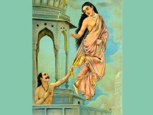 Most Gorgeous Women Mahabharata