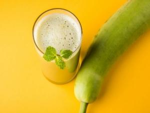 Why Drink Bottle Gourd Juice