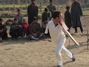 He Does Not Have Arms But Is Cricketer
