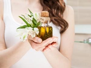 Natural Oils Dry Damaged Hair