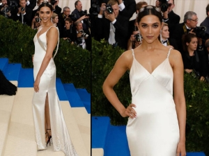 Deepika Resembles Princess At The Met Gala Awards 2017