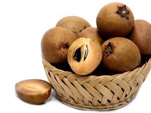 Great Health Benefits Chikoo Or Sapodilla