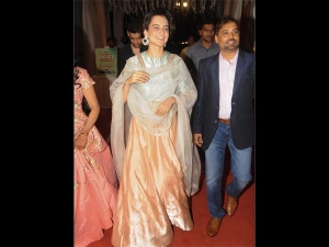 To Love Or Not Kangana S Latest Look