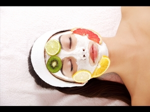 Homemade Fruit Facials The Glowing Skin Care